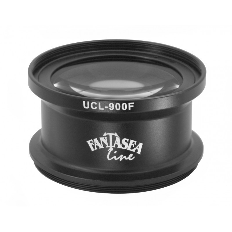 Objectif macro Fantasea 67 mm / +15 dioptries UCL-900F