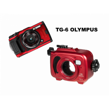 Pack caisson ISOTTA et OLYMPUS TG6