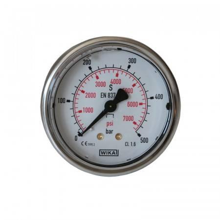 Manomètre pour compresseur COLTRI MCH6
