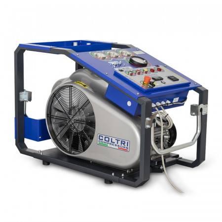 Compressor COLTRI MCH13/MCH16/MCH18 and ERGO 400V Three-phase