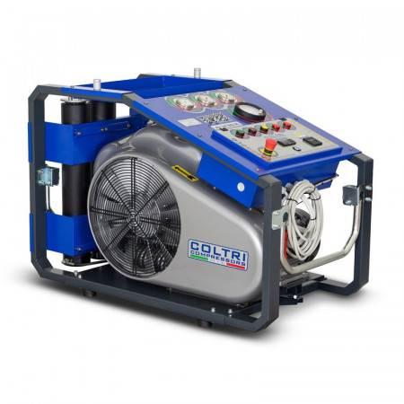 Compresseur COLTRI MCH13/ MCH16/MCH21/MCH23 et ERGO TPS 400V Triphasé