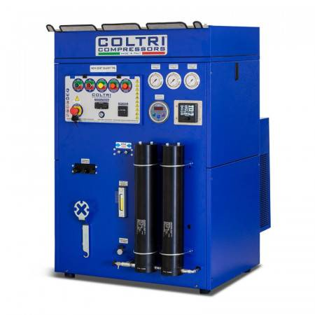 Compressor COLTRI MCH13/MCH16/MCH21/MCH23 and Super Silent TPS 400V Three phase