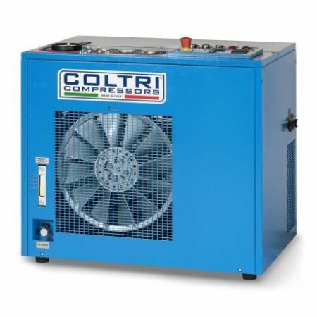 Compressor COLTRI MCH13/MCH16/MCH18 ET Compact EVO 400V Three-phase