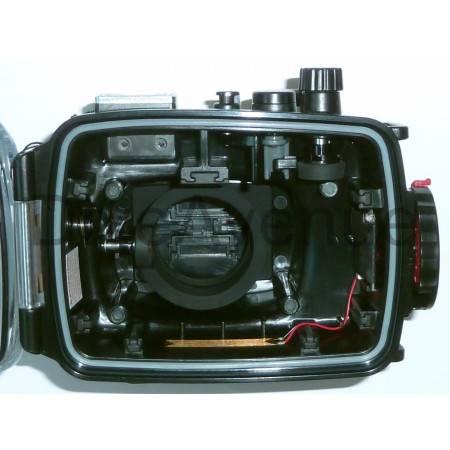 Caisson FANTASEA pour CANON G7X Mark II