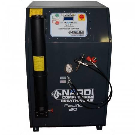 Compressor NARDI Pacific Soundproof 21m3/h Version C35