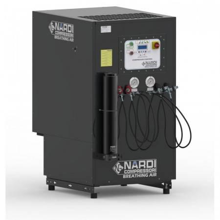 Compressor NARDI Pacific Soundproofed 16.2m3/h Version M27