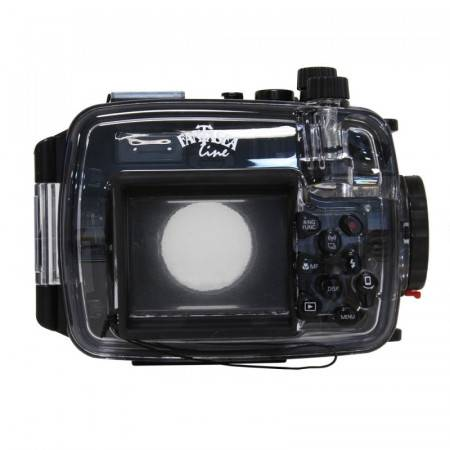 Pack Fantasea housing + Canon G7X Mark II + SD card