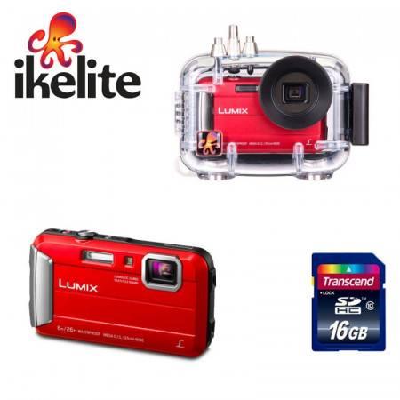 Pack FT30 IKELITE + PANASONIC FT30