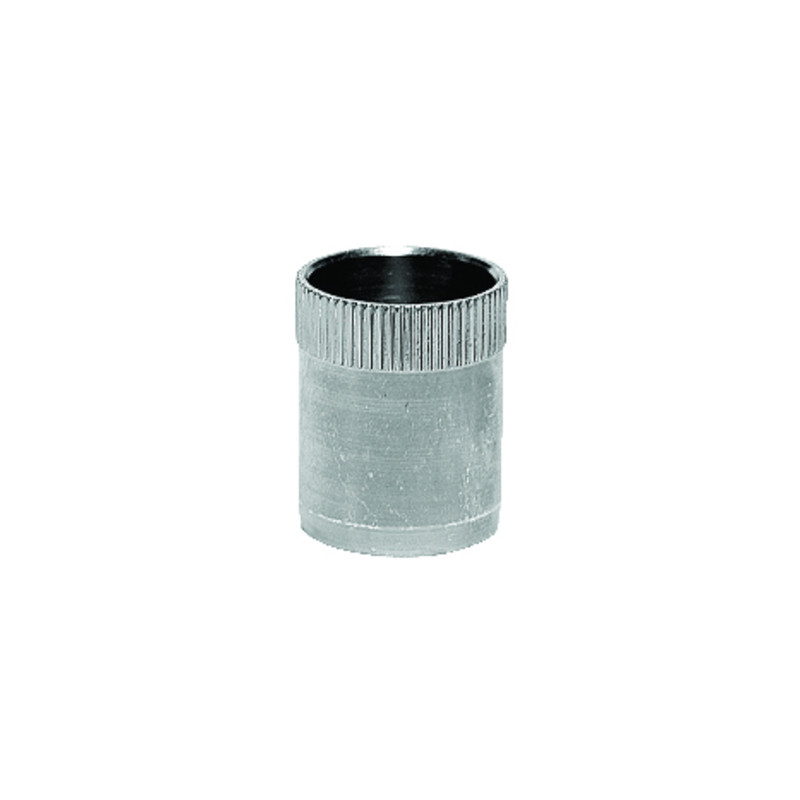 Fourrures de renforcement 8 mm pour tube acier à paroie mince