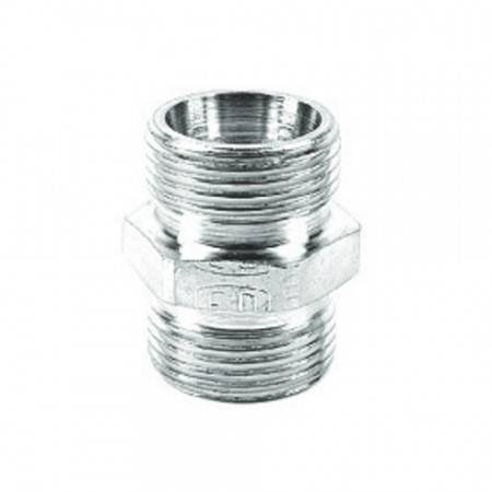 Male DIN equal union for 6 mm tube (800 bar)
