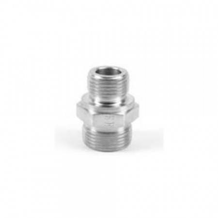 Union mâle DIN 1/4'' BSPP pour tube de 8 mm (400 bar)