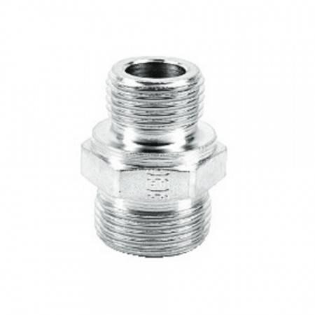 Union mâle DIN 1/4'' NPT pour tube de 8 mm (630 bar)