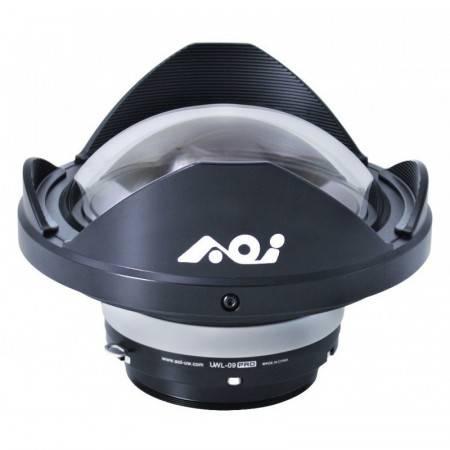 Wide angle lens UWL-09-PRO...