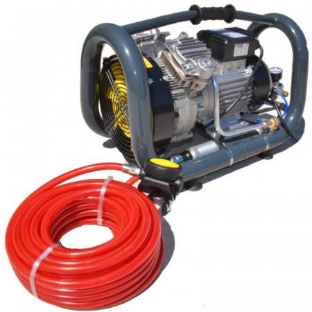 Hookah dive NARDI Extreme 3T2 220 Volts 350 L/M