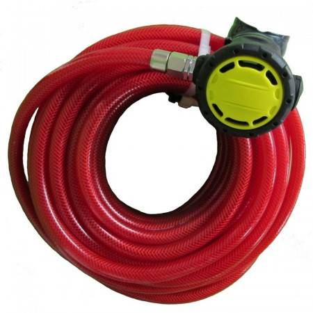 17 meter hose with 2nd floor for NARDI hookahs