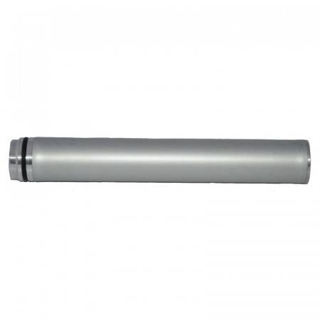 Filter cartridge for an electric hookah compressor