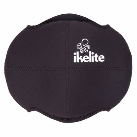 """Neoprene front protection for IKELITE DL 8"""" dome"""