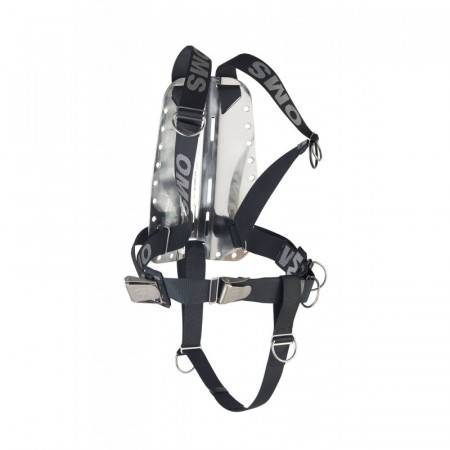 OMS SmartStream Harness with plate
