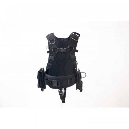 Quilted harness OMS IQ Lite CB