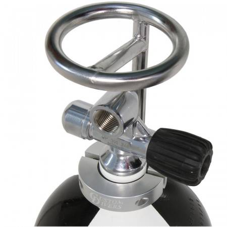 Protection for a single cylinder valve