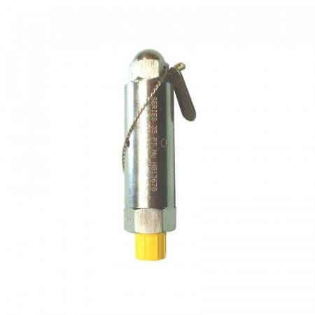 Soupape de sécurité CE réglage 250 à 350 bars TEK2C091
