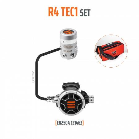 Régulateur R4 TEC1 EN250A TECLINE