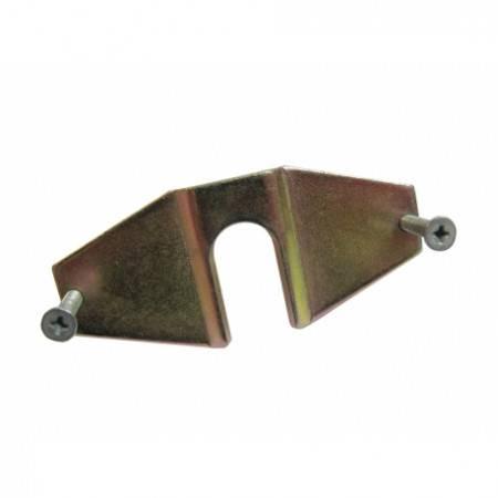 Mounting bracket for pressure gauge