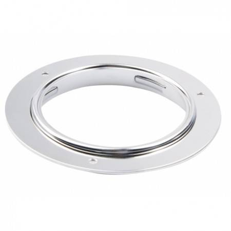 Stainless steel collar for pressure gauge D63MM