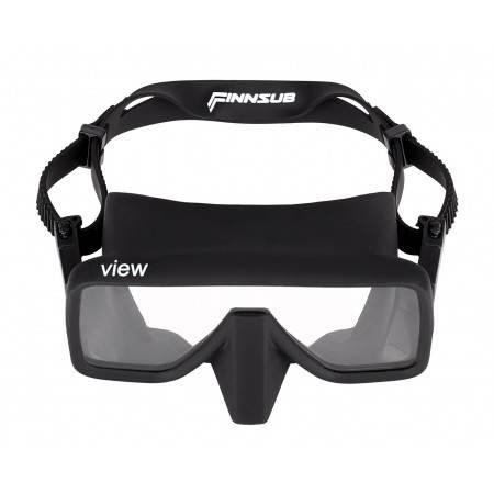 Masque de plongée FINNSUB View silicone