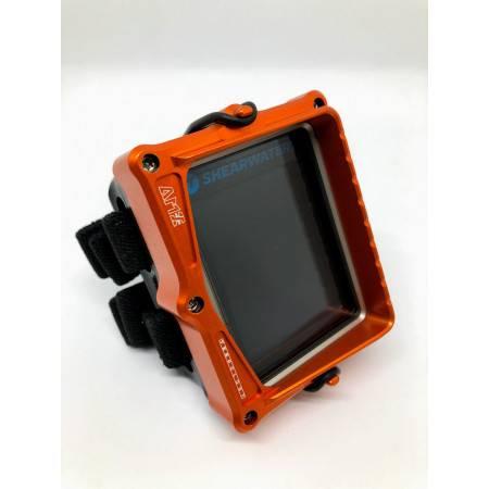 Protecteur d'écran pour Shearwater Petrel 2 en aluminium