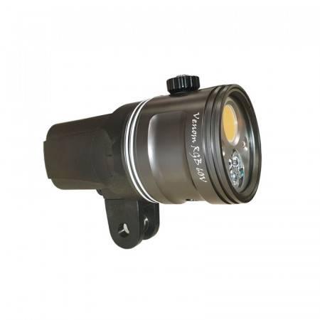 Phare I-TORCH Venom 60 RGB V - 6600Lm + 10° IRC90