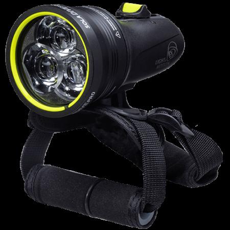 Complément phare Light&Motion Sola Dive Pro 2000