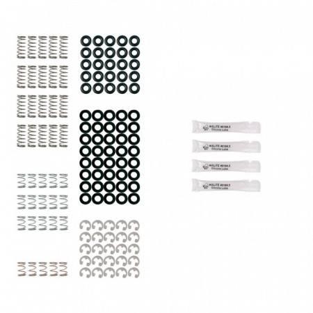 Kit entretien boutons poussoirs pour caison Ikelite Compact et SLR
