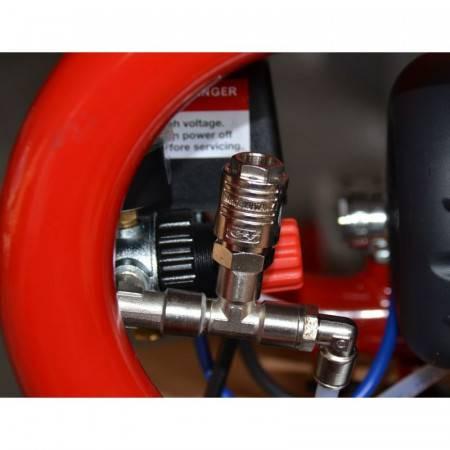 Pneumatic output option for NARDI Esprit compressor