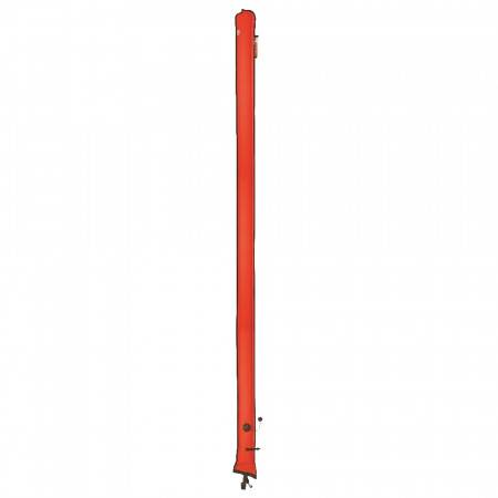 3m long surface marker tube with valve
