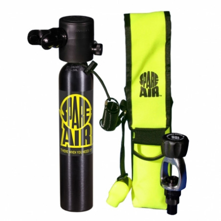 SPARE AIR kit 300 NITROX CE approved