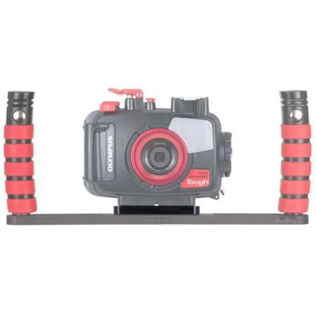Ikelite tray adapter for Olympus PT-058 and PT-059 housings