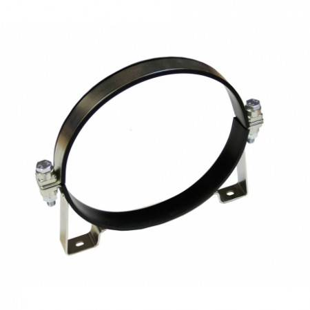 Wall mounting collar for 80L buffer bottles