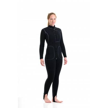 Sous-Combinaison Kwark Navy Femme