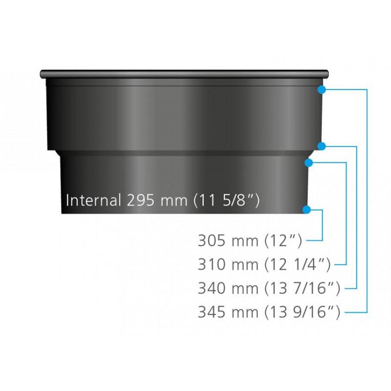 SI-TECH Quick cuff avec manchons silicone standard