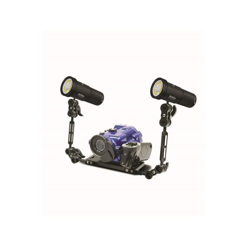 Phare BIGBLUE VTL10000P - Video 10° et 120°
