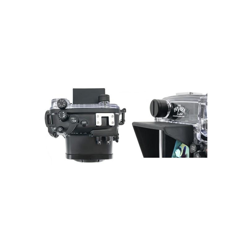 Caisson FG7X II A M16 pour CANON G7X MARK II