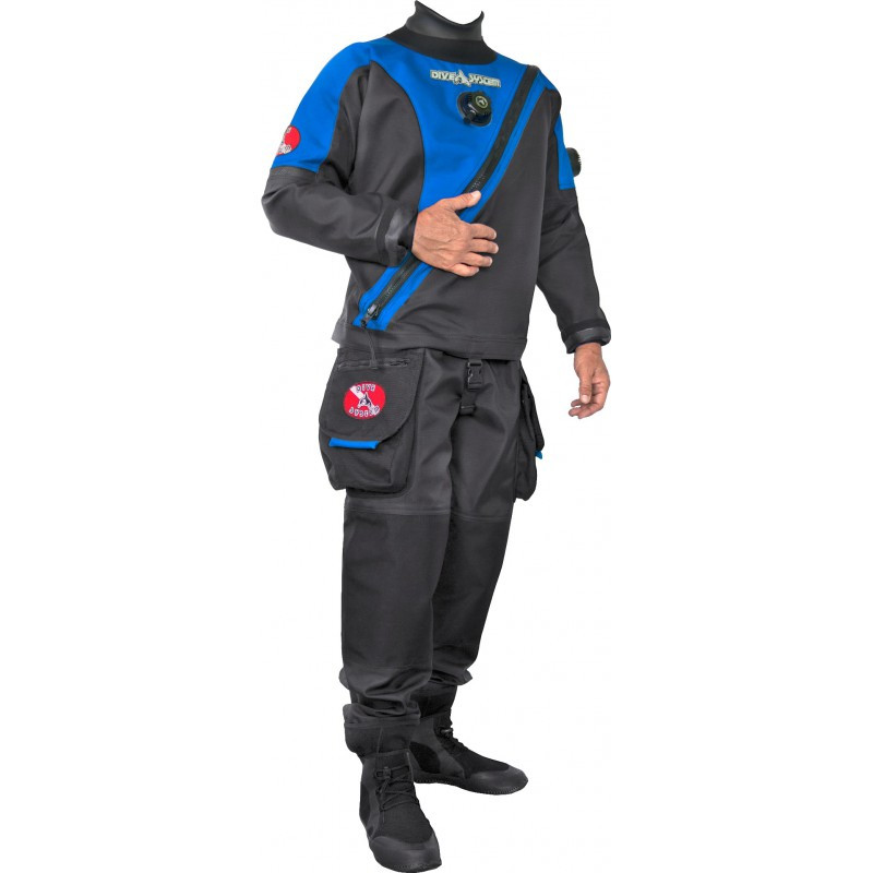 Trilaminated waterproof drysuit Solo MG DiveSystem