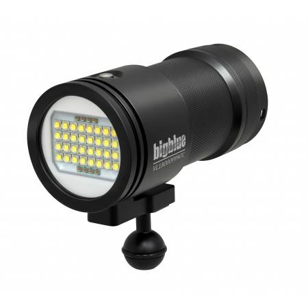 BIGBLUE VL18000P Pro Mini Tri Color video led light