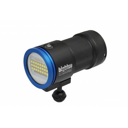BIGBLUE VL18000PBRC headlight - blue light and remote control