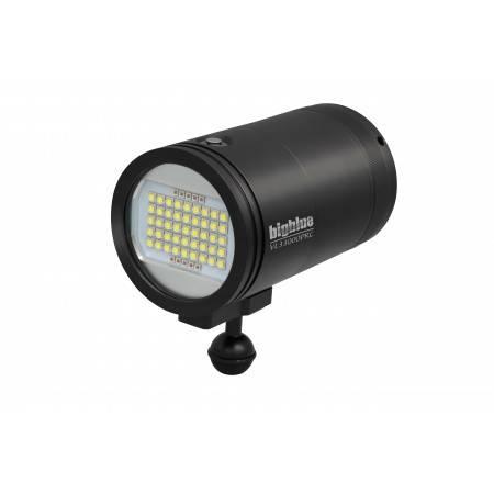 BIGBLUE VL33000PRC underwater video LED light w/ remote