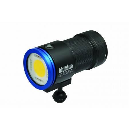 BIGBLUE CB15000PBRC video dive light - LED light 120°