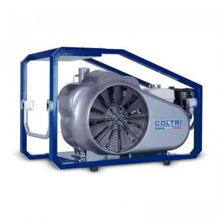 COLTRI MCH16 SH ERGO Petrol engine 18.9m3/h