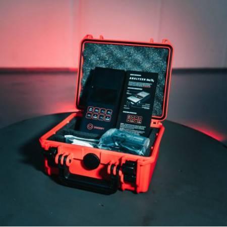 DIVESOFT Pack analyseur de gaz SET BLENDER