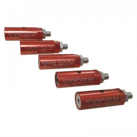 Safety valve for COLTRI compressor 232 bar to 360 bar